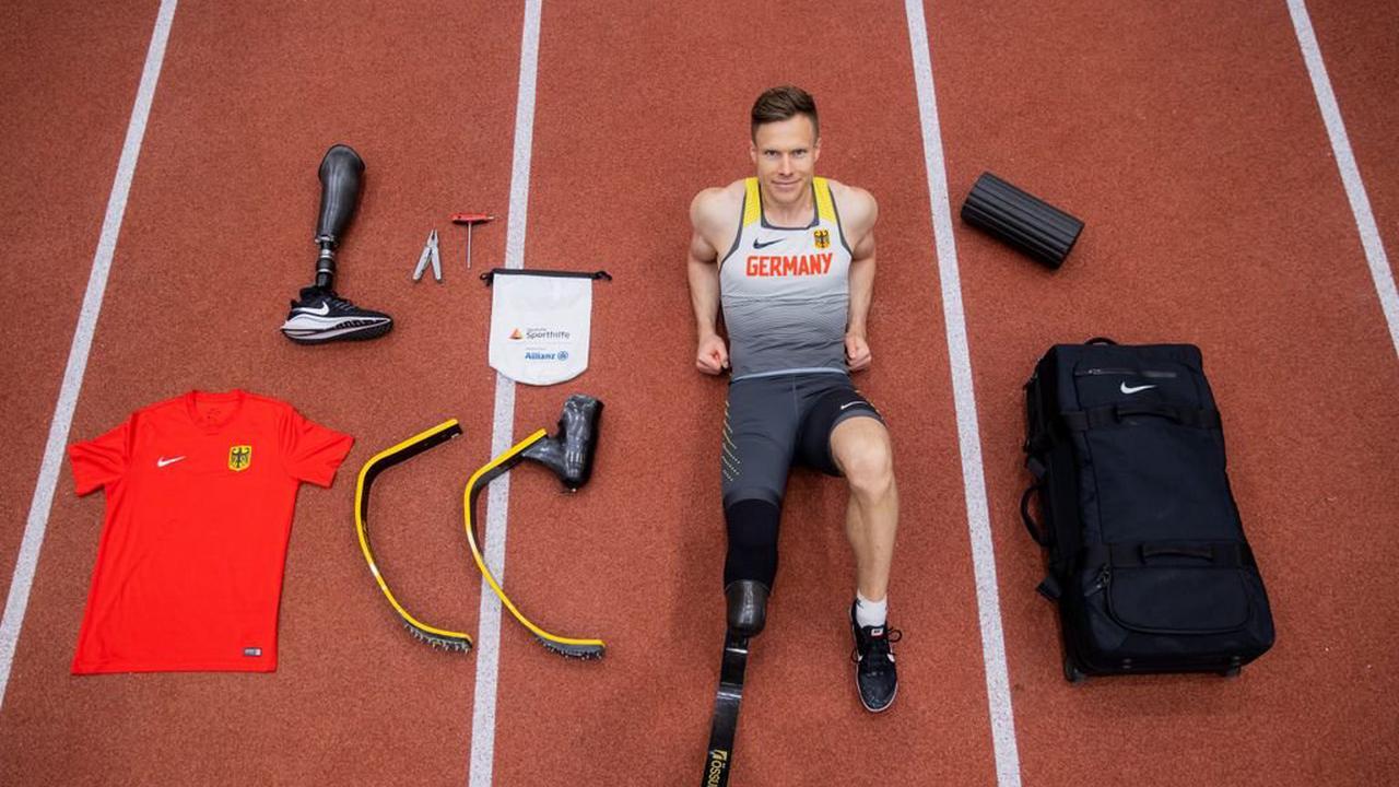 Paralympics-Star fordert Erlaubnis für Olympia-Teilnahme