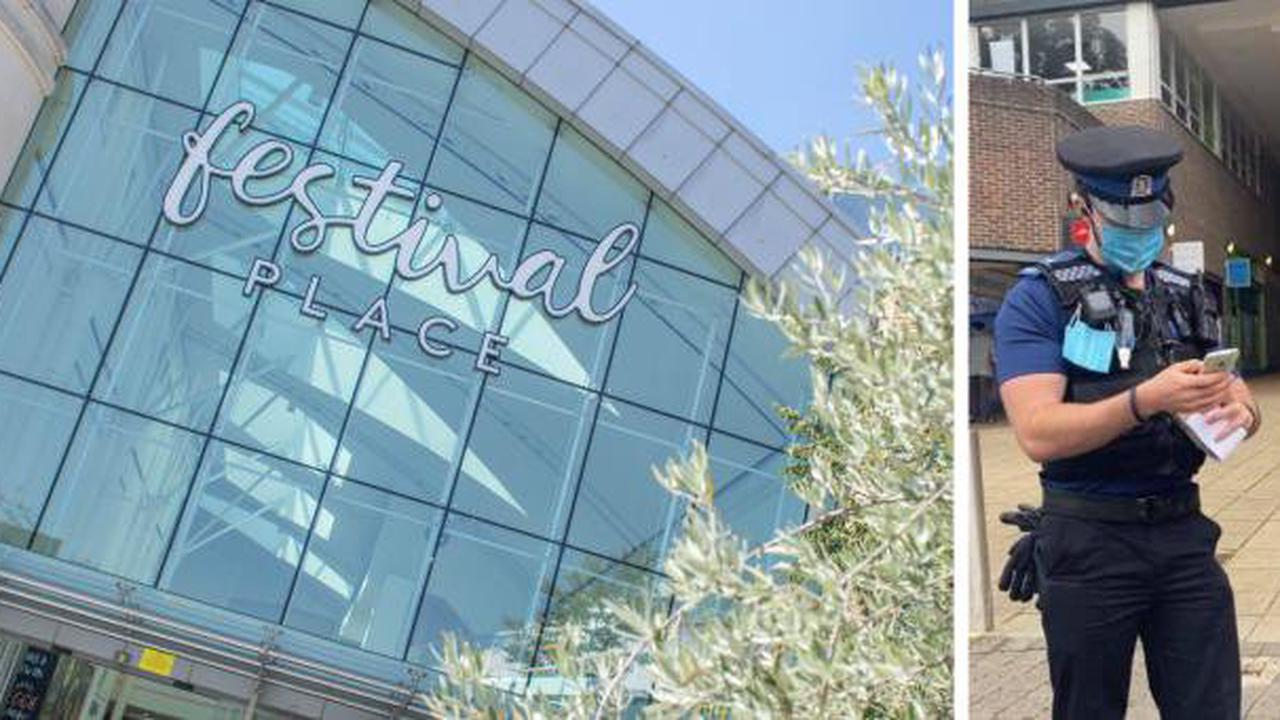 Man 'spoken to' but not arrested after 'secretly filming' women in Festival Place