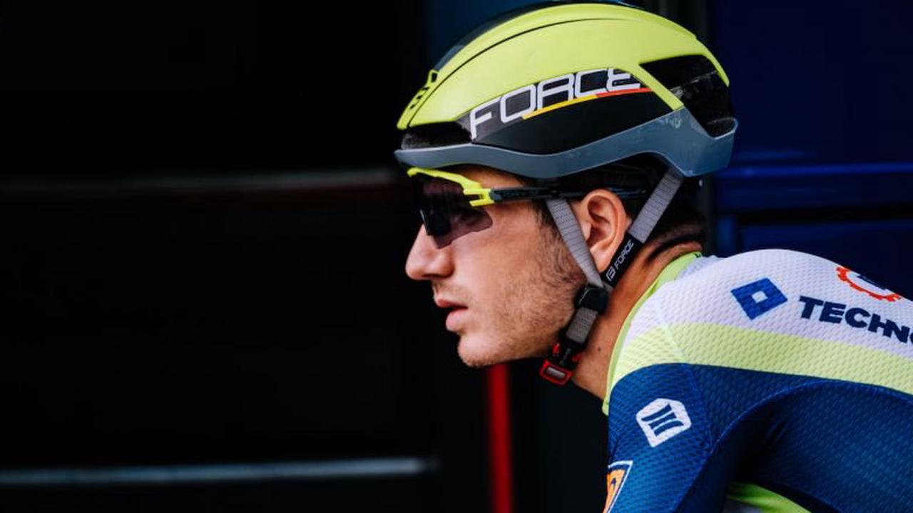 Coppa Sabatini - Rota, 5e : «Heureux d'avoir pu disputer la victoire»