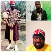 Meet The Two Sons Of King Oliver De Coque Who Took After His Career By Becoming A Musician (Photos)