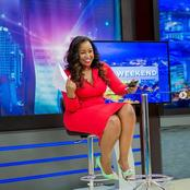 Betty Kyallo Excited as She Goes Back on TV