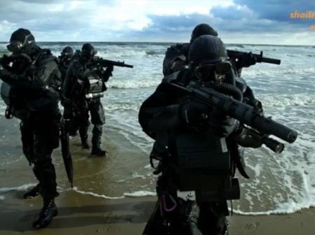 Elite military teams around the World