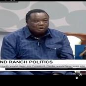 DP Ruto Was Democratically Elected COTU  Boss Francis Atwoli Defends Ruto Against This Plot