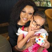 DJ Zinhle and Kairo's recent picture leaves their fans speechless.