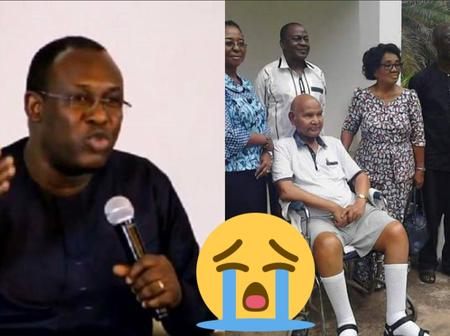 """A Patriot Departs""- Sad News Coming From IMANI Kofi Bentil"
