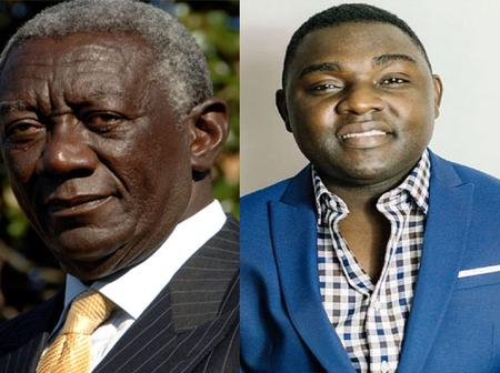 You Are Part Of The Destruction Of The Democracy Of This Nation – Kelvin Taylor Fires Kufour