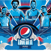 Great win for burna boy as he features in Pepsi Global Advert with messi and Paul Pogba (video)