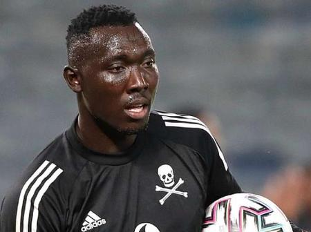 Ofori Could be Axed? : Pirates Restructure Goalkeeping Depertment