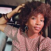 Fans Reacts As Genevieve Nnaji Share New Lovely Picture