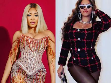 Look at what Erica said when Beyonce shared new photos that sparked so many reactions on Instagram