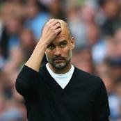 EPL: Guardiola Congratulates Man Utd After Man City's 2-0 Loss At Home