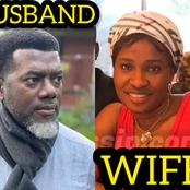 Have You Seen Reno Omokri's Wife Who He Says Is Prettier Than Genevieve? See Photos Of His Family