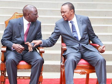 Uhuru Has No power To Handover To Ruto, Voters Will Do It 2022, Says Mp