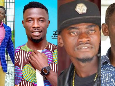 See The Top Kumawood Actors/Actresses in Ghana at The Moment