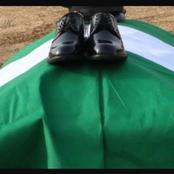 Air Crash: Funeral For NAF personnel Begins In Abuja