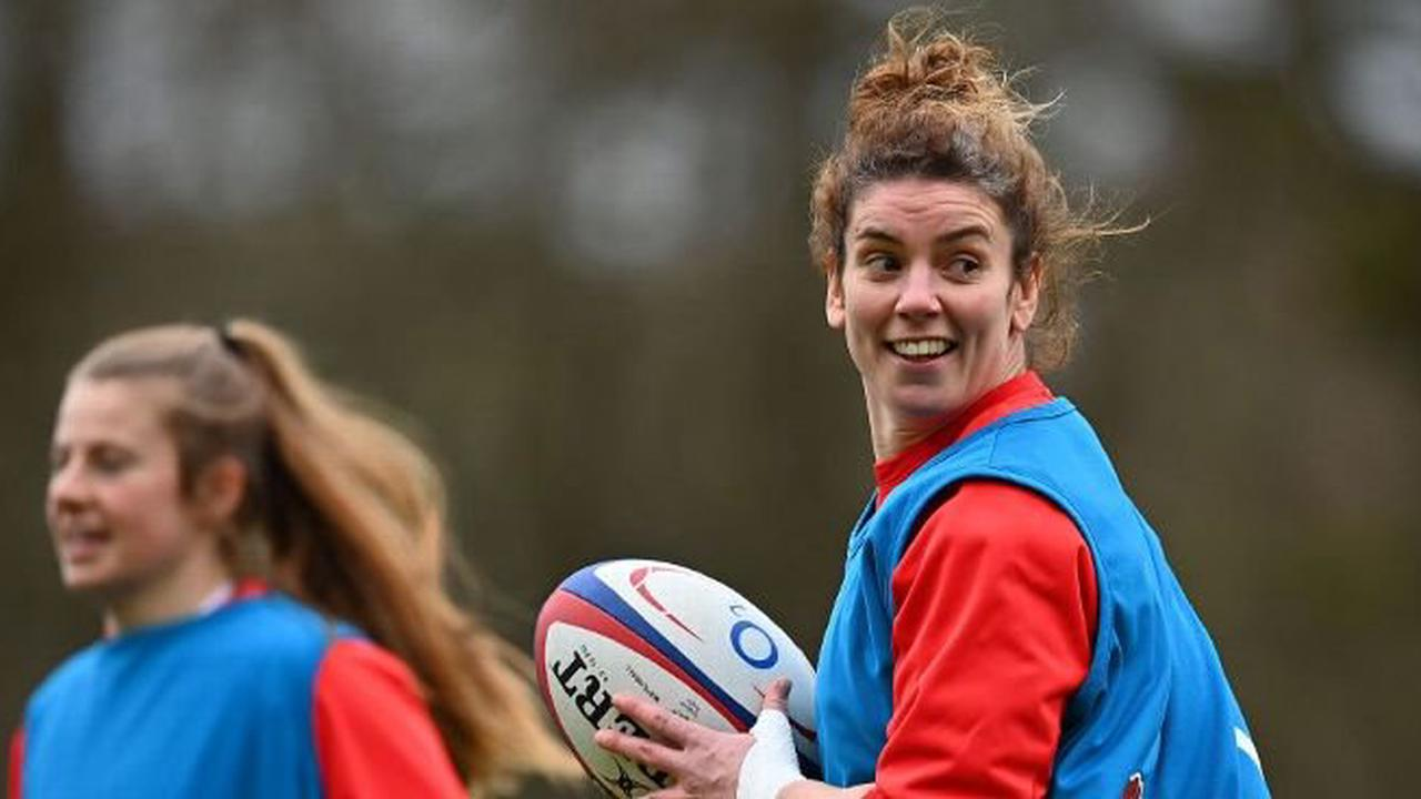 6N: Hunter set for 124th England cap against Italy