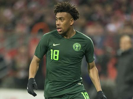 Apex Iwobi Tests Negative To Covid-19 Test
