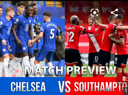 OPINION: 2 Reasons Why Chelsea Might Beat Southampton 7 Goals To Nothing On Saturday.