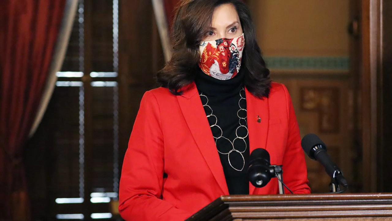 LIVE at 11:30 a.m.: Whitmer to give update on COVID-19 in Michigan