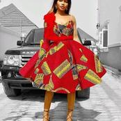 Checkout Latest Ankara Styles