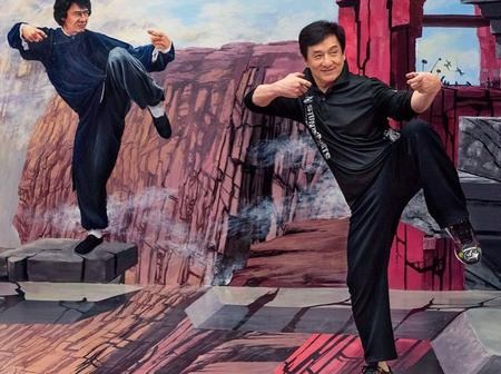 I have broken every bone in my body once when making movies- Kung fu legend, Jackie chan