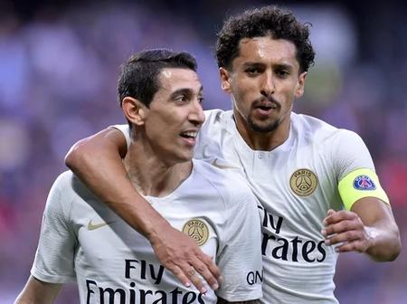 Homes of PSG Players Burgled During A Match