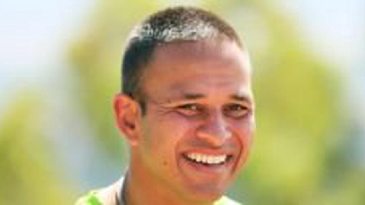 Usman Khawaja: 'There's only three spots in the top order. If you don't fit in them, it can be pretty tough'