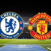 Battle at the Bridge: Confirmed Manchester United and Chelsea Squads for Evening's Showdown