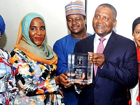 Meet the Adopted Son of Aliko Dangote Who is probably Heir to his Wealth (Photos)