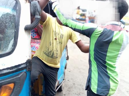 Deltans Daily Battle with Keke Drivers