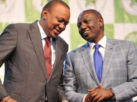 Details Emerge Of President Uhuru Kenyatta Backing Up DP William Samoei Ruto in 2022