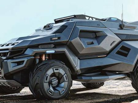 9 Best Armored And Secure Vehicles You Should See