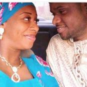 Photos Of A Former Kannywood Actress, Fati KK, Her Husband And Kids