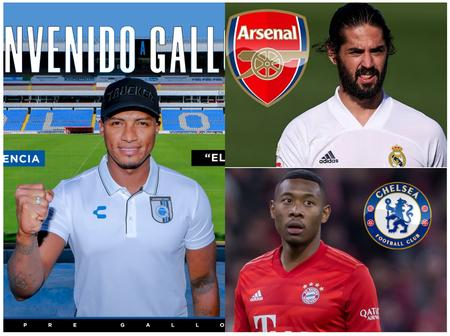 Saturday Morning Transfer Updates & Done Deals Involving Alaba, Isco, Valencia, Neymar, Haaland