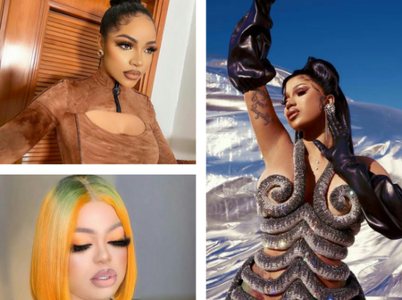Bobrisky, Cardi B And Nengi Who Looks Hotter