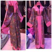 Latest Beautiful Modest Wears For Ladies(Abaya)
