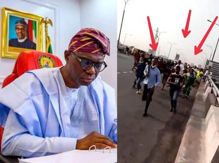 Open Letter From An Unhappy Lagosian To Gov Sanwo-Olu Over Yesterday's Incident At Obalende