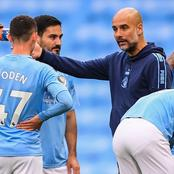 Guardiola confirms this player will leave Man City for Barcelona