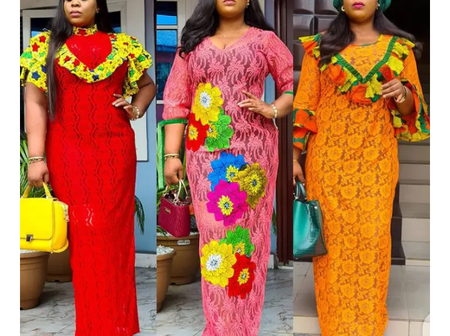 Check Out Best Ankara Long Gowns That Will Make You Look Beautiful