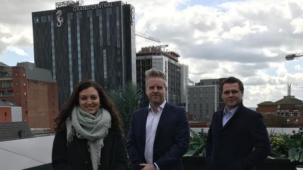 ActionCOACH opens new business coaching franchise in Belfast