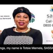 Good news for all Sassa beneficiaries especially for social relief fund
