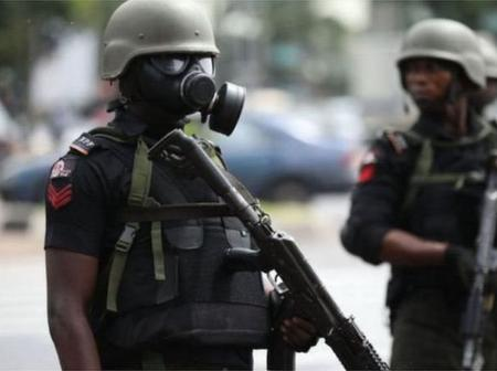 Gunshots fired around Police Area Command in Aba