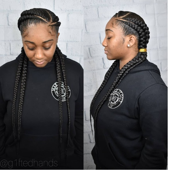 Braided Hairstyles That Will Make You Look Stylish
