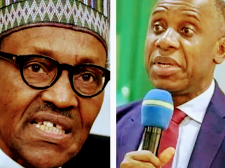 Today's Headlines: Amaechi Replies Those Calling For Nigeria's Break Up, Buhari Dragged To Court For Re-Appointing NPA Director