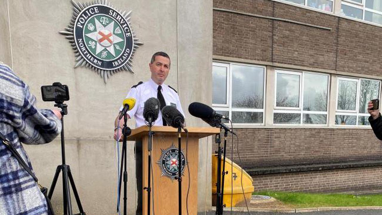 Northern Ireland riots 'on a scale not seen in recent years'