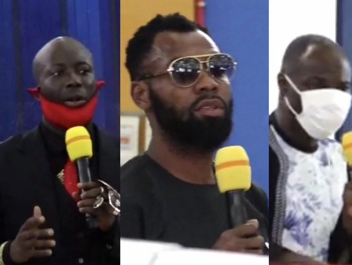 27771f0dfc63cbb75558654245f68ac7?quality=uhq&resize=720 - Popular Pastors who eased Sadness at Apreku's Burial Service with their powerful ministration