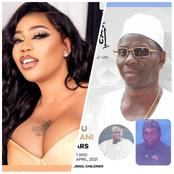 Popular Celebrity Stylist Toyin Lawani Finally Reveal When Her 70 Years Old Dad Will Be Laid To Rest