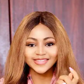 Regina Daniels Heads To Location Today Dressed In A Fitted Outfit (Photos)