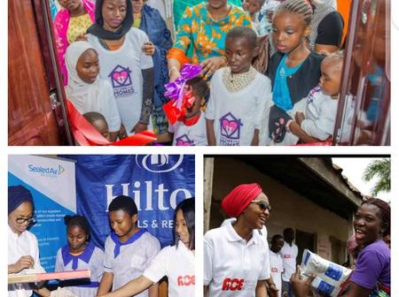 Meet President Buhari's daughter that is putting smiles on Nigerians' faces despite the challenges