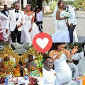 (30+Photos):You Don't Have To Expose Your Body To Find A Husband, Check These Pretty Ladies Weddings